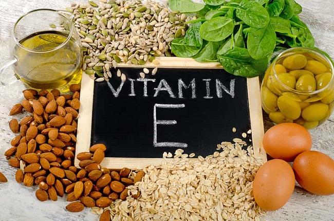 vitamin e có trong thực phẩm